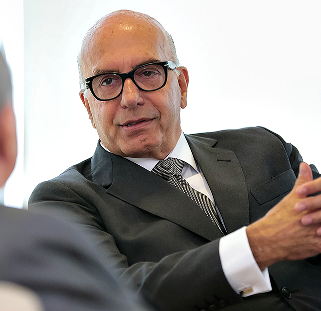 Luiz Ildefonso Simões Lopes | Brookfield Brasil | Luiz Ildefonso Simões Lopes comanda pelotão de executivos para Brookfield expandir no Brasil